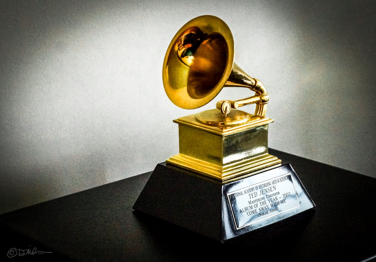 #GrammysSoWhite?